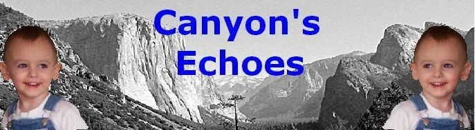 Canyon's Echoes